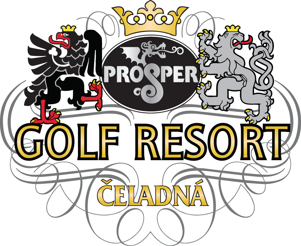 Logo Golf Resort Čeladná