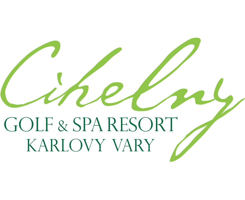 Logo Golf Resort Cihelny